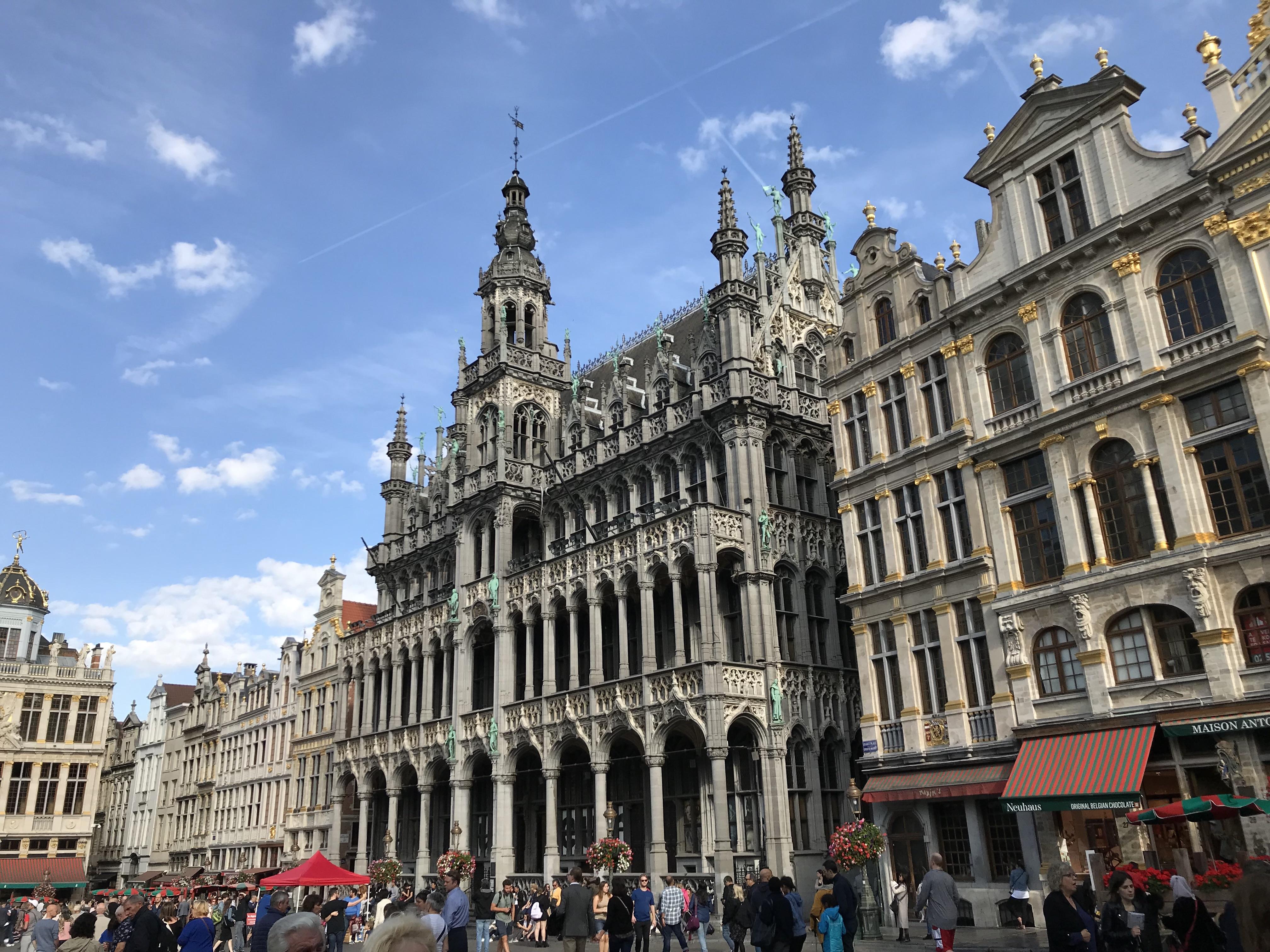 【ブリュッセル旅行ブログ】ビールで始まるグルメ旅!ベルギー1泊2日 #1