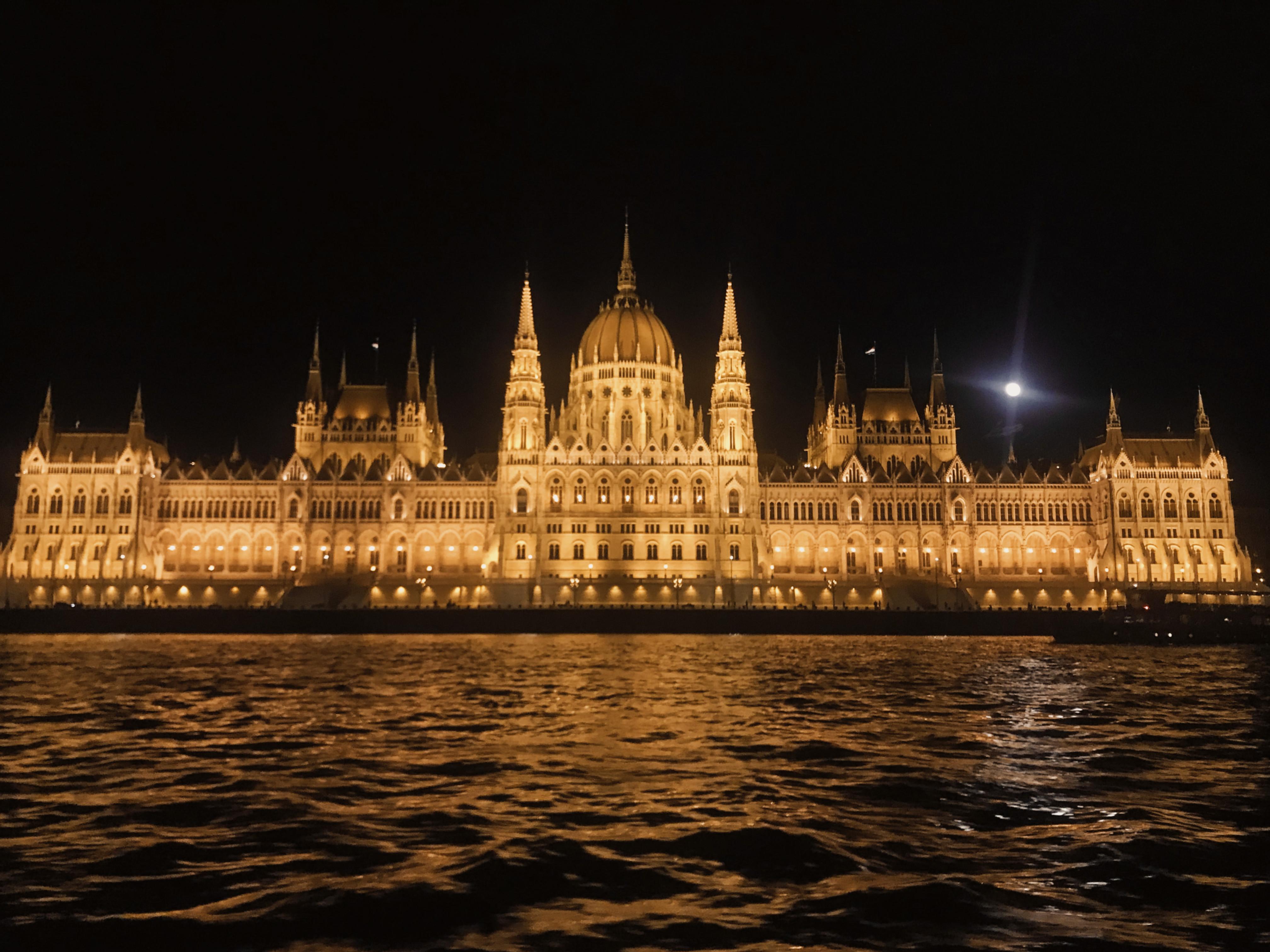 【ブダペスト旅行ブログ】ハンガリー2泊3日!ナイトクルーズのススメ #1