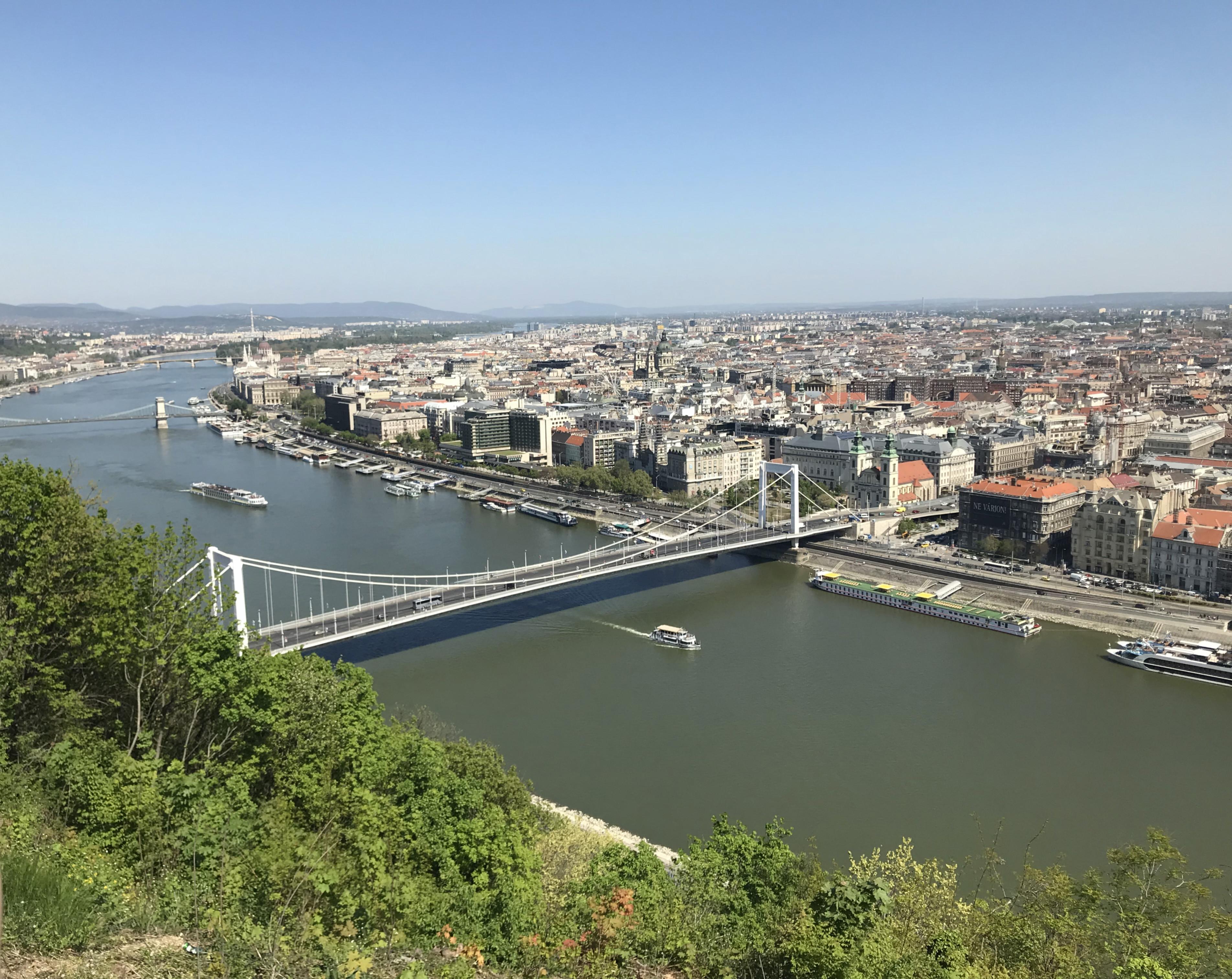 【ブダペスト旅行ブログ】ハンガリー2泊3日!温泉とジャズクラブ #2