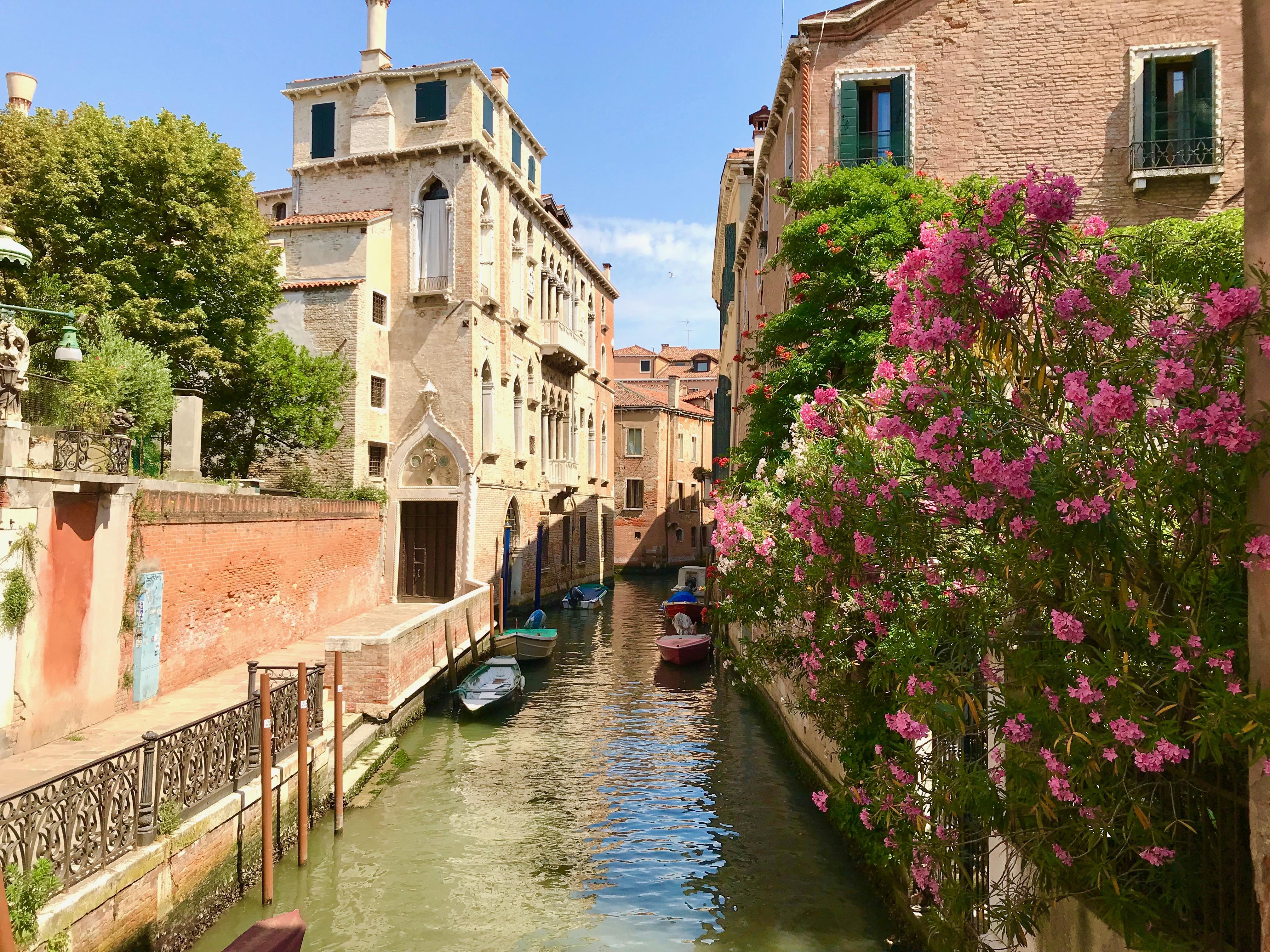 【ヴェネツィア旅行ブログ】イタリアン最高!2泊3日のイタリア旅行 #1