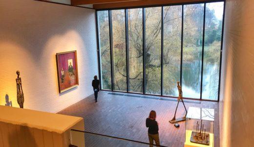 【コペンハーゲン旅行ブログ】ローゼンボー城とルイジアナ美術館の旅